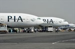 Máy bay chở khách bị tấn công tại Pakistan