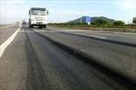Khắc phục hằn lún vệt bánh xe trên mặt đường