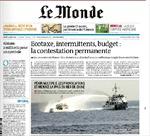 Báo Pháp lên án Trung Quốc áp đặt chủ quyền vô lý ở Biển Đông