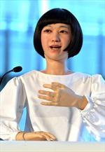 Xem robot giao tiếp thuần thục giống con người