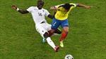 Ecuador là đội bóng Nam Mỹ duy nhất 'ngã ngựa giữa dòng'