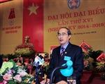 Đại hội Mặt trận Tổ quốc thành phố Hà Nội