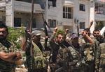 Syria giành lại nhiều khu vực bị phiến quân chiếm đóng