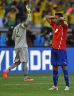 Cầu thủ Argentina tích cực tập sút luân lưu