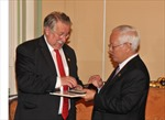 Hạ viện Bỉ ủng hộ giải quyết hòa bình vấn đề Biển Đông