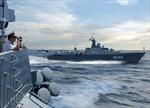 Cuộc đối đầu nguy hiểm ở Biển Đông