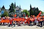 Các Hội hữu nghị ở châu Âu gửi nghị quyết phản đối Trung Quốc lên EU