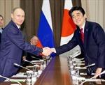 Nhật Bản: Quan hệ với Nga đáp ứng lợi ích quốc gia