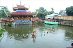 Độc đáo rối nước Hồng Phong