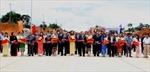 Việt Nam giúp Lào xây dựng hạ tầng giao thông, kết nối khu vực