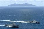 Hai tàu Trung Quốc xâm nhập lãnh hải Nhật Bản