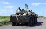 Nga bác tin đưa tên lửa đạn đạo tới Lugansk