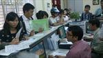 TP.HCM: Hơn 70% thí sinh làm thủ tục dự thi