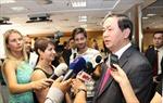 Bộ trưởng Trần Đại Quang thăm, làm việc tại Séc