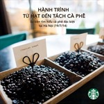 """Starbucks """"tiến quân"""" ra Hà Nội"""