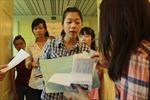 Hơn 700.000 thí sinh bước vào thi đợt 2