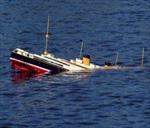 Cứu được 13 ngư dân trên tàu chìm tại Bình Thuận