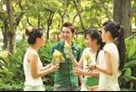 Trà xanh, nước uống không thể thiếu trong ngày hè