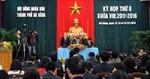 HĐND thành phố Đà Nẵng ra Nghị quyết phản đối Trung Quốc
