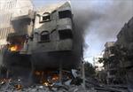 Israel không ngừng bắn với Hamas