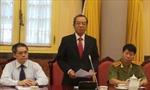 Lệnh của Chủ tịch nước công bố các luật và nghị quyết