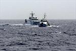 Máy bay Trung Quốc vẫn đeo bám tàu Việt Nam