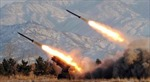 Triều Tiên tiếp tục bắn 2 tên lửa đạn đạo