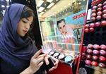 Iran tiêu thụ mỹ phẩm hàng đầu thế giới