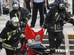Bắt giữ 2 người trong vụ tai nạn tàu điện ngầm ở Nga