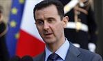 Tổng thống Assad: Người Syria biết ơn Nga, Trung Quốc và Iran