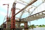 Hà Nội sẽ thông xe cầu Đông Trù vào tháng 10 tới