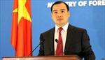 Việt Nam mong các bên kiềm chế, tìm giải pháp hòa bình cho căng thẳng ở Ukraine