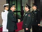 Trung-Hàn lập đường dây nóng quân sự trong năm nay
