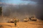 Israel cảnh báo phóng viên nước ngoài đưa tin chiến sự Gaza