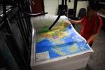 Trung Quốc phát hàng triệu bản đồ phi pháp cho binh sĩ