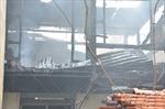 TP.HCM: Cháy nhà dân trong hẻm