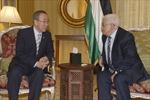 Tổng thống Palestine gặp thủ lĩnh Hamas bàn thỏa thuận ngừng bắn với Israel