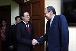 Đoàn đại biểu ĐCS Việt Nam thăm và làm việc tại Nicaragua