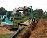 Xây dựng tuyến ống mới khắc phục sự cố '9 lần vỡ ống'
