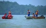 Malaysia: Lật thuyền nhập cư trái phép, 26 người mất tích