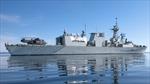 Canada điều tàu chiến tới Địa Trung Hải