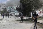 Hamas bắn 3 rocket vào sân bay của Israel