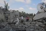 Israel sẽ ngừng bắn đơn phương 12 giờ tại Gaza