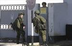 Hai quan chức Ukraine bị tấn công