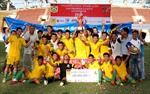 CLB Hoàng Anh Attapeu vô địch mùa bóng 2014 của Lào