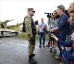 'Phái bộ quân sự tại hiện trường MH17 là không thực tế'
