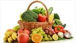 Ăn 5 khẩu phần trái cây, rau củ/ngày đủ khỏe mạnh