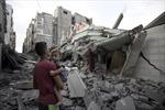 Israel ngừng bắn 4 giờ tại Gaza