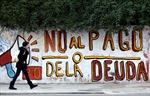Argentina 'vỡ nợ một phần'