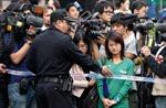 Phóng viên nước ngoài được dự họp báo Bộ Quốc phòng Trung Quốc